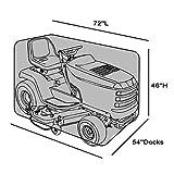 Himal Pro Lawn Mower Cover - Heavy Duty 600D