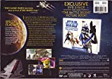 Star Wars: The Clone Wars DVD and the Battle Begins Picture Book