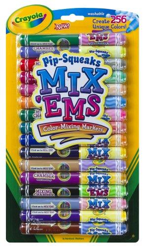 Crayola Mix 'Em Markers 16 Ct