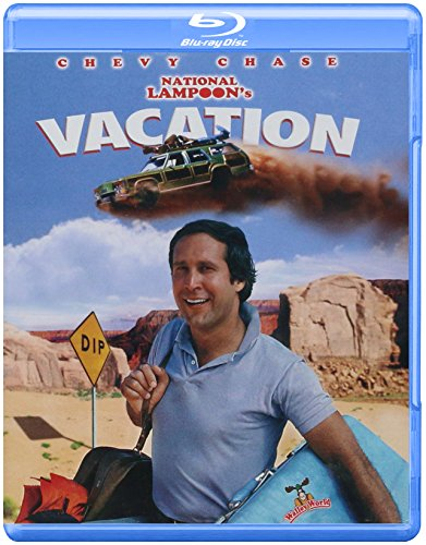 Vacation Collection Blu-ray Dvd Cover (1983-2003) R1 Custom