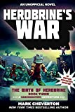 img - for Herobrine's War: The Birth of Herobrine Book Three: A Gameknight999 Adventure: An Unofficial Minecrafter s Adventure (The Gameknight999 Series) book / textbook / text book