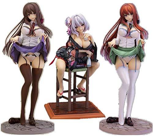 Adult anime statues