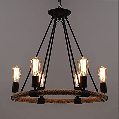BAYCHEER Cage Multi Light Pendant Lamp