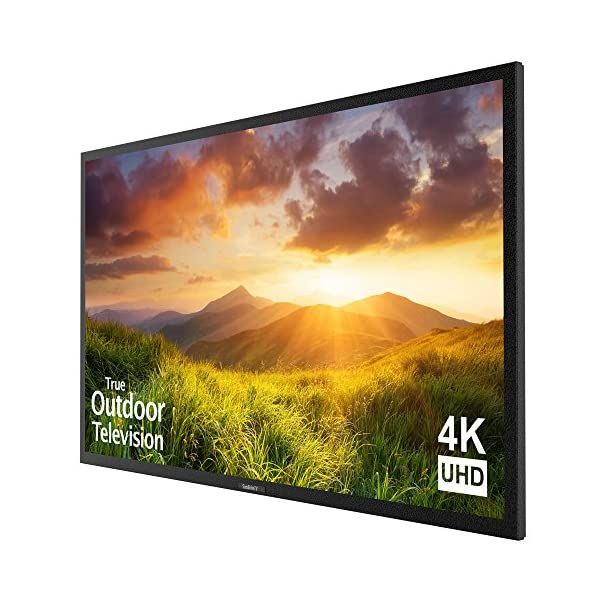 SunBriteTV Outdoor 75-Inch Signature 4K Ultra HD LED Television - SB-S-75-4K (Black) 5