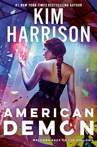 Book Cover: American Demon