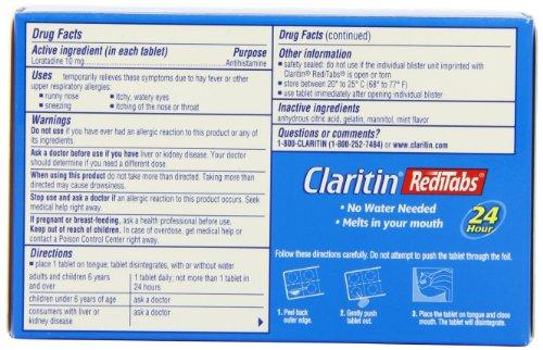 Claritin Side Effects Elderly