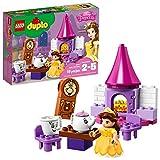 Toys : LEGO DUPLO Princess Belle´s Tea Party 10877 Building Kit (19 Piece)