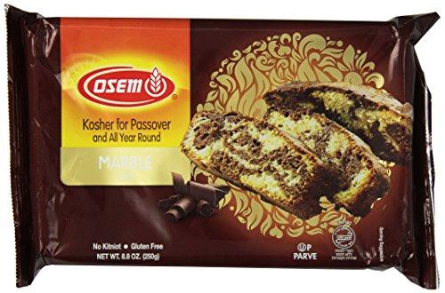 Osem Marble Cake (Kosher for Passover), 8.8 Ounce (Pack of (Osem Chocolate Cake)