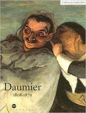 DAUMIER 1808-1879. L'album de l'exposition epub, pdf
