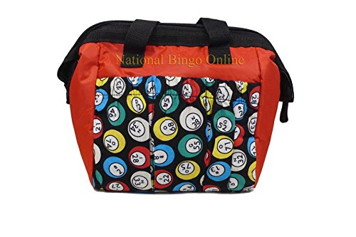 Daubert Tote (Multicolor Bingo Ball) National Bingo