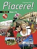 Italien Niveau 4 / B1 Piacere ! : Programme 2011 (1CD audio)