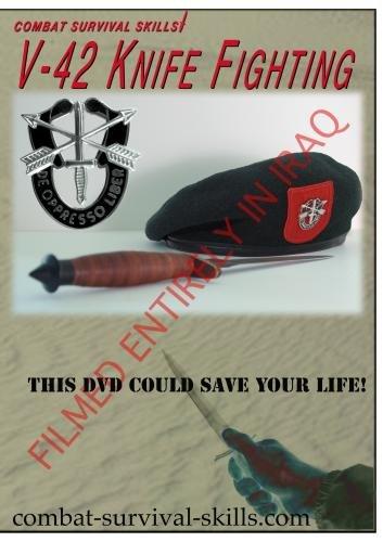 Combat-Survival-Skills: V-42 Knife Fighting