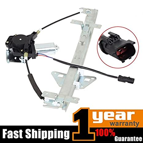 Window Regulator with Motor Front Right for 1998-03 Dodge Durango