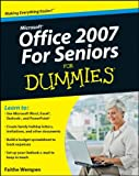 Microsoft Office 2007 for Seniors for Dummies, Faithe Wempen, 0470497254