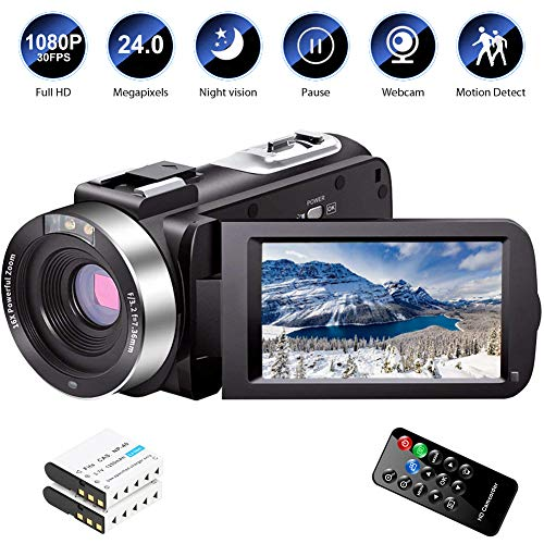 Video Camera Camcorder Full