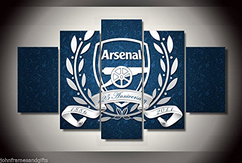 arsenal poster canvas
