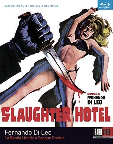 Slaughter Hotel [Blu-ray] by Raro Video USA