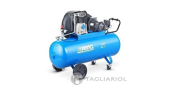 Abac Pro a39b 200CT3Compresor profesional-200L Aire Comprimido Motor 3HP: Amazon.es: Bricolaje y herramientas