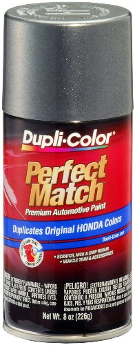 Dupli-Color BHA0990 Polished E7 Metallic Honda Perfect Match Automotive Paint - Aerosol, 8. Fluid_Ounces