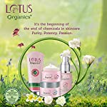 Lotus Organics+ Precious Brightening Night Crème for a brighter appearance, 100% Certified Organic Actives, Natural…