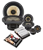 Precision Power P.65C3 6.5'' 3-Way Power Class Series Component Car Audio Speaker System