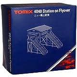 Flyover Station TOMIX 4040 N scale (japan import)