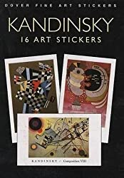 Kandinsky: 16 Art Stickers (Dover Art Stickers)
