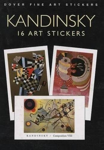 Kandinsky: 16 Art Stickers (Dover Art Stickers)