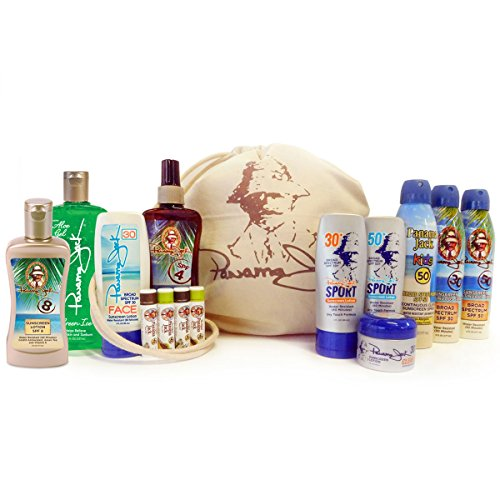 Panama Jack Fun In The Sun Sunscreen Gift Set