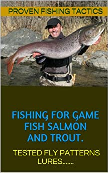 Fishing for game fish salmon and trout ebook for Utah game and fish