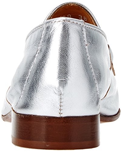 Soldini Infilare 20429 Sneaker Argento l ab3 Donna rI6xrw