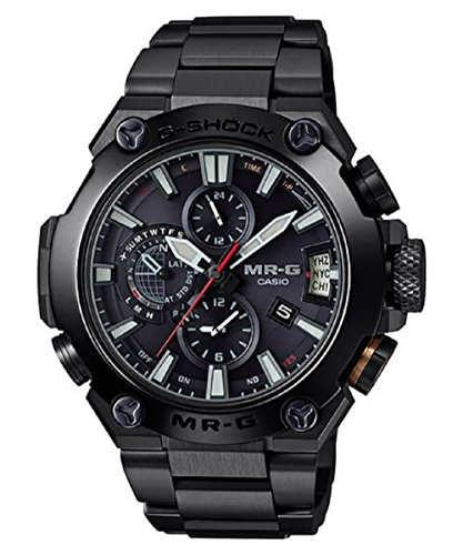 Casio G-Shock MR-G MRGG2000-CB1A Mens All Black Titanium for sale  Delivered anywhere in USA