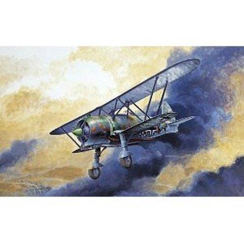 (Italeri 2640 1/48 CR42 LW Luftwaffe WWII Biplane Night Fighter)