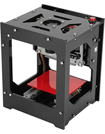 Máquina de Grabado láser - 1000mW Impresora grabadora USB portátil Logotipo de DIY Que Imprime 490