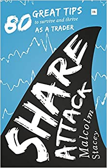 Book Share Attack: 80 great tips to survive and thrive as a trader