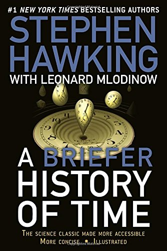 A Briefer History of Time: The Science Classic Made More Accessible cover