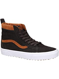1fe02339fbf266 Vans Classic SK8-HI MTE Sneaker Skate Leather Winterboots VN0A33TXUCA Brown