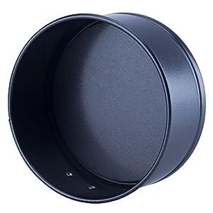 Mini Size Cake Pans 4.3x1.9 inch Carbon Steel Nonstick Bakeware Springform Pan