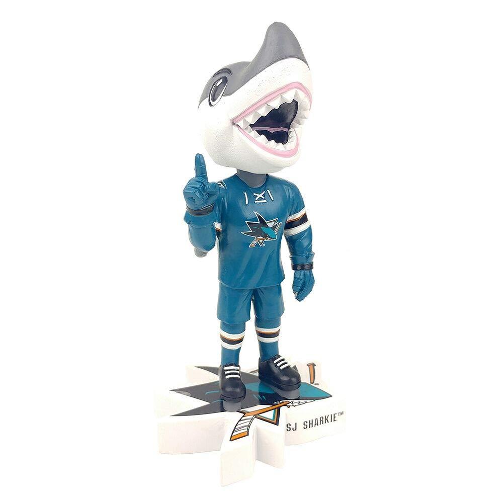 KOLLECTICO SAN Jose Sharks Mascot BOBBLEHEAD
