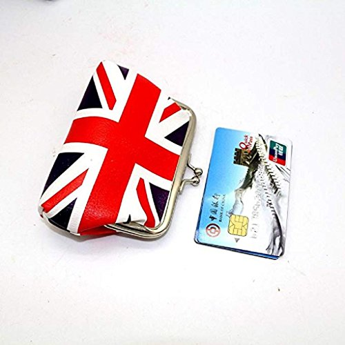 Purse Flag 2018 Wallet Women Noopvan A Clearance nice Hasp Girls Wallet unique Clutch Cute Bag Printed wallets wallets Coin Fashion P0qS4wS