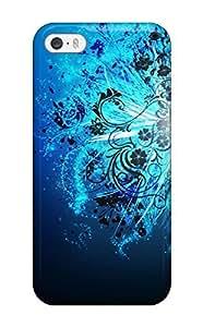 phone covers High Grade ZippyDoritEduard Flexible Tpu Case For iPhone 5c - Latest 3d Abstracts Water (3D PC Soft Case) WANGJING JINDA