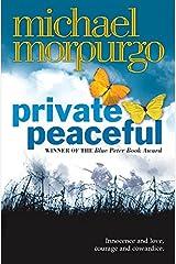 Private Peaceful Paperback
