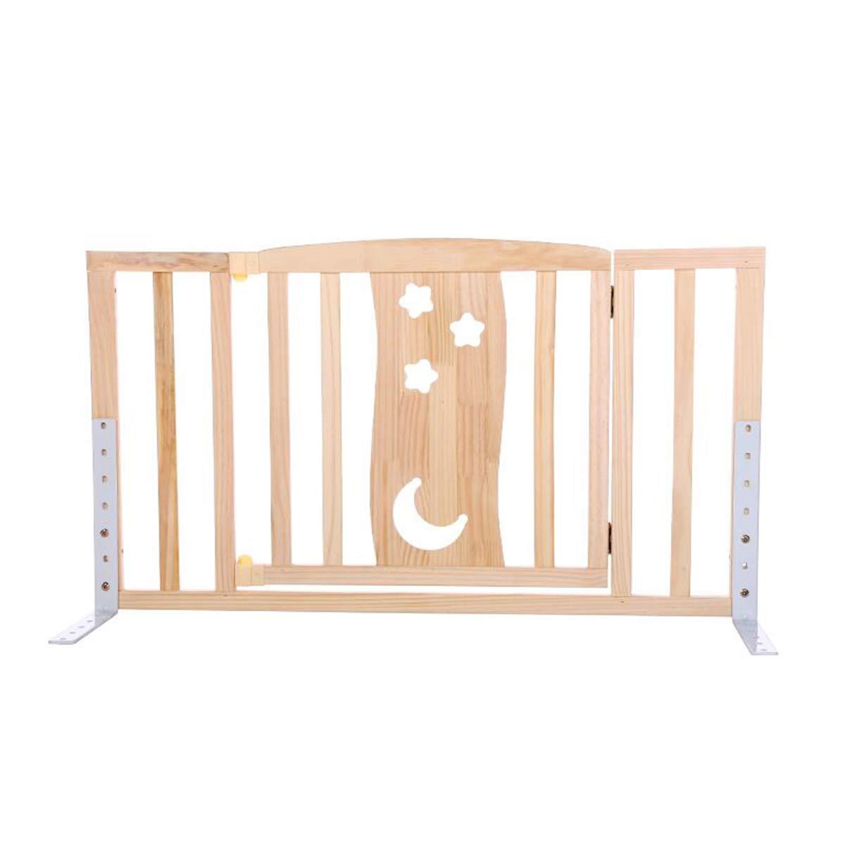 2019年秋冬新作 子供の木製ベッドレール、ベビーベッドの柵の赤ちゃんドロップ抵抗安全シールド 90、ドアバーとのベッドの上で簡単に6速調整可能なフェンス幼児のゲーム、 door B07KBB5CQJ 90 With door bar B07KBB5CQJ, DELUXDA RAISON:9bdb137d --- a0267596.xsph.ru