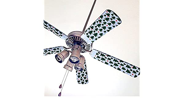 Fancy hoja ventilador de techo accesorios hoja, decoración, árbol ...
