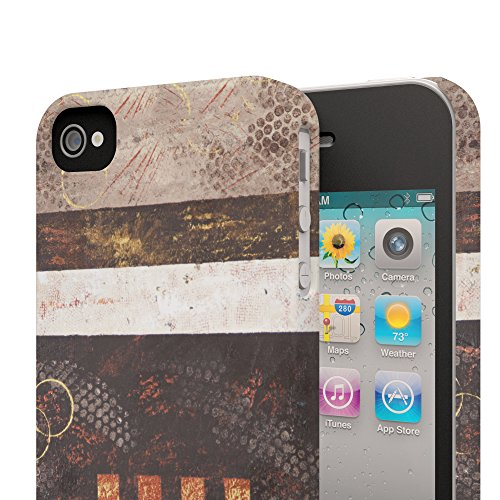 Koveru Back Cover Case for Apple iPhone 4/4S - Artistic Design