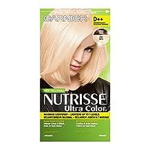 Garnier Nutrisse Ultra Hair Color Blond Bleach in Color D++, Maximum Lightening and Shine