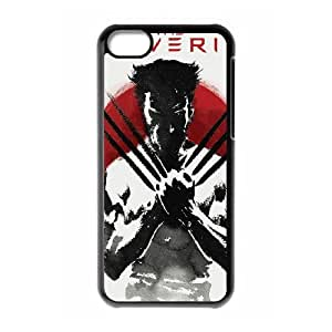 The Wolverine For iPhone 5C Csae protection Case DH513693