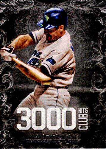 00 Hits Club #3000H18 Wade Boggs - NM-MT (Wade Boggs 3000 Hit Club)
