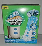 Scrubbing Bubbles 2X Continuous Clean Automatic Shower Cleaner Starter Kit