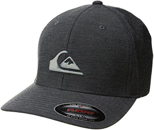 Quiksilver Men's TEXTURIZER HAT, Black, L/XL